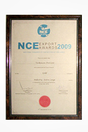National Chamber of Exporters Of Sri Lanka - 2009