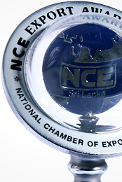 NCE Export Awards - 2003 (Silver)