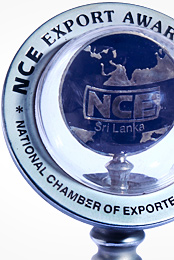 NCE Export Awards - 2004 (Silver)