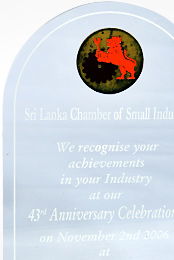 Sri Lanka Chamber of Small Industry