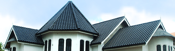 Floor tiles Roof clay tiles manufacturer in Sri Lanka, DSI Samson Group